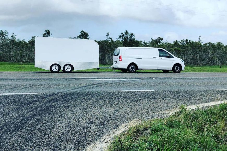Road-tripping for Beta Tools deliveries