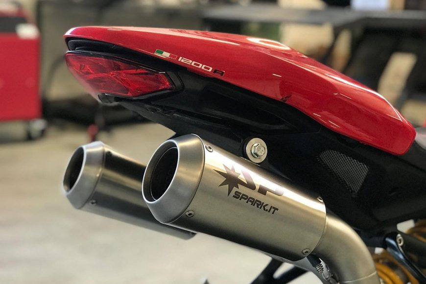 Spark Exhaust Systems